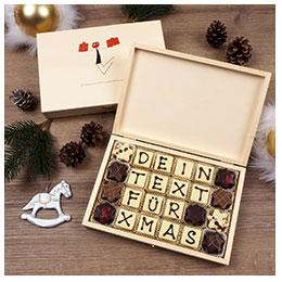 Persönliches Weihnachtsgeschenk