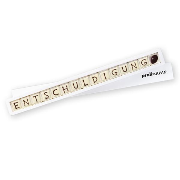 ENTSCHULDIGUNG - Pralinen 15er