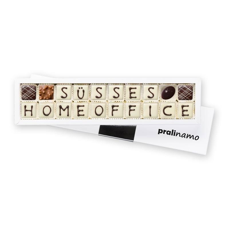 Süßes Homeoffice