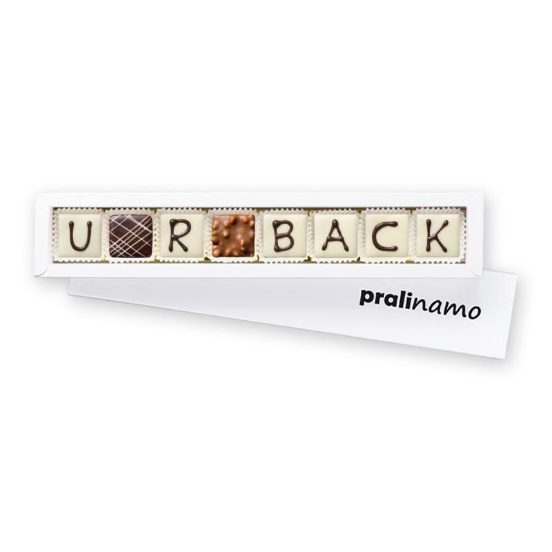 U R Back